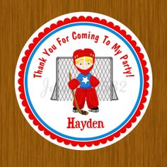Hockey+Party+Favor+Stickers++Name+and+Personal+by+jessica91582,+$3.50