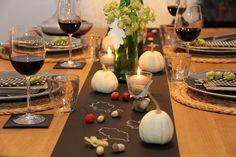 Herbst ist, wenn wir unsere Teelichter wieder herausholen und einfach Lust bekommen auf eine schöne herbstliche Tischdekoration, leckeres deftiges Essen und leckeren Rotwein. Oder gehtes Dir da anders? Für meine… Weiterlesen