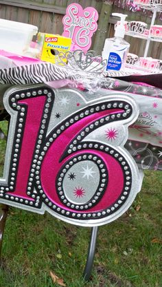 Sweet Sixteen Decorations - Dog Party