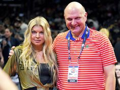 Steve Ballmer Shows Fergie Some 'L.A.Love' with a Clippers Game Dance http://www.people.com/article/steve-ballmer-dance-fergie-clippers-game