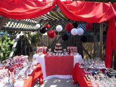 Honeycomb Events & Design: The House of Minnie Mouse