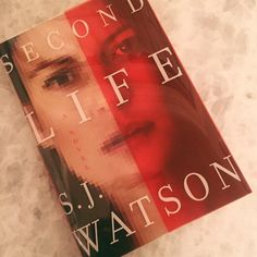 Ok any of you read this?  This book kept me on the edge of my seat. Not going to give too much away but it is a thriller about a woman trying to find her missing sister... #BookClub #SummerReading #SJWatson #SecondLife