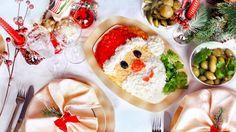 RICETTE ANTIPASTI NATALE -Antipasto Babbo Natale per i bambini