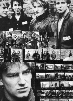Early days U2