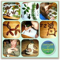 Coombe Mill: Woodland Crafts