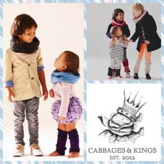 Harlem mommy creates Cabbages & Kings