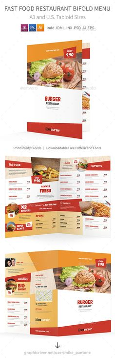 The Burger Kiosk Menu Kiosk, Burgers and Template - cafe menu templates free download
