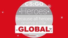 Getting started with CS:GO heroes #games #globaloffensive #CSGO #counterstrike #hltv #CS #steam #Valve #djswat #CS16