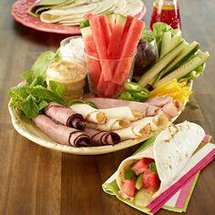 Watermelon Sandwich Wraps - Watermelon Board  We Love Watermelon! Watermelon Sandwich Wraps – Watermelon Board