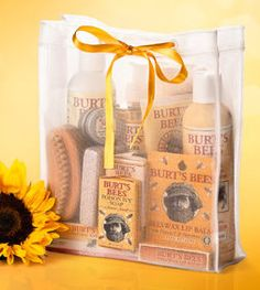 Burt's Bees Summer Grab Bag  -  Limited Time Offer $20 + $5 shipping at BurtsBees.com.  (was 50.00)