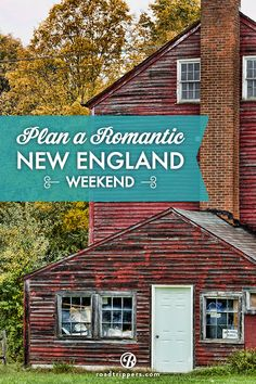 New England has so much to offer to make the perfect romantic weekend. From B&B's to vineyards there will never be a dull moment.