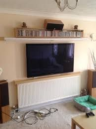 Image result for hide 92inch projector screen
