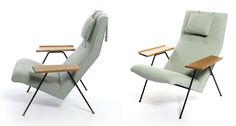 Reedição: Reclining Chair (1952) – Robin Day | arktalk