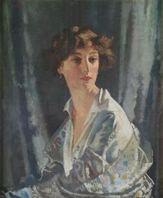 The Marchioness of Crewe, c.1918 by William Orpen (1878-1931)