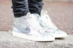 Nike blazer from space