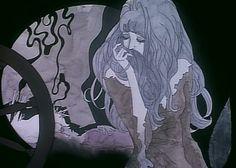 From the forgotten Japanese film Belladonna of Sadness. Old Anime, Anime Art, Aesthetic Art, Aesthetic Anime, Hard Rock, Belladonna Of Sadness, Art Kawaii, Art And Illustration, Art Illustrations