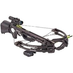 2013 Barnett Ghost 410 CRT Cross Bow Pkg w/Scope,Quiver,Arrows Barnett-78220