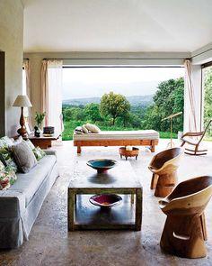 perfect indoor outdoor space