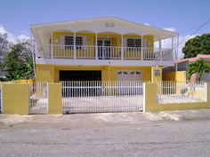 Ponce, Puerto Rico, traditional home