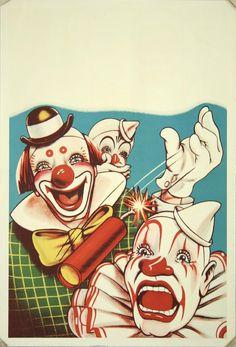Vintage Circus Poster (Printer's Template)