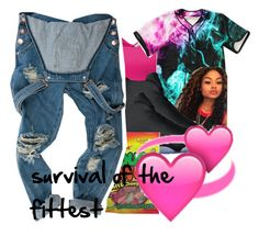 """.............."" by urqueen247 ❤ liked on Polyvore"