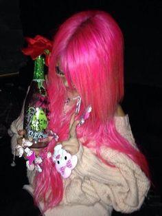 Scene Kids, Emo Scene, Gyaru Fashion, 2000s Fashion, Emo Princess, Grunge, Harajuku, Swag Girl Style, Pink Aesthetic