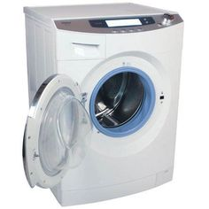 Compact Solutions: 10 Home Appliances for Small Space Renters. Haier 1.8 Cu. Ft. Ventless Front Load Combo Washer Dryer: combines the features of two large appliances into one smaller all-in-one design