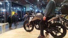 Bmw standı - Moto Bike Expo istanbul