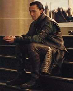 Loki...Tom Hiddleston