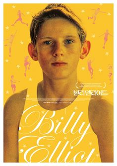 Jamie Bell in Billy Elliot Billy Elliot, Book Posters, Cinema Posters, Jamie Bell, Film Inspiration, Cinema Film, Poster Layout, Alternative Movie Posters, Graphic Design Posters