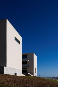 ISQ ISQ Headquarters Tagus Park Oeiras, Pt 2008 © Fernando Guerra, FG+SG Architectural Photography
