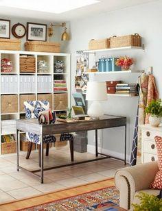 desain ruang kerja minimalis di dalam rumah nyaman 11