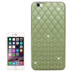 Bling Diamond Plating Skinning Plastic Case for iPhone 6 & 6S Cellphone Candy Color Shinning Stylish Fashion Shell // iPhone Covers Online //   Price: $ 9.95 & FREE Shipping  //   http://iphonecoversonline.com //   Whatsapp +918826444100    #iphonecoversonline #iphone6 #iphone5 #iphone4 #iphonecases #apple #iphonecase #iphonecovers #gadget #gadgets