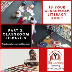 Is Your Classroom Literacy Rich? Part Classroom Libraries High School Classroom, Science Classroom, Importance Of Literacy, Book Bin Labels, Classroom Libraries, Middle School Writing, Reading Material, Used Books, Positive Attitude
