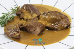 Carrilleras al Pedro Ximénez Thermomix Steak, Food And Drink, Pork, Beef, Lidl, Avatar, Notebook, Vestidos, Eating Clean