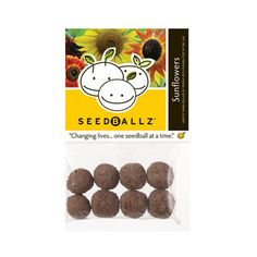 Seedballz Sunflower (1x 4 Oz)