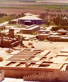 Persepolis, Iran 1975