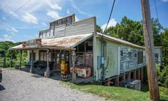 ...and Cotham's Mercantile is a charming little place that everyone in Arkansas should visit right away.