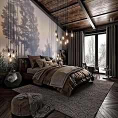 For those looking to make their bedroom look good, adopting a modern bedroom design style isn't actually a bad idea. Here are some easy ways you can redo your bedroom Design bedroom Easy Ways To Remodel A Modern Bedroom + 50 HD Pictures - House Topics
