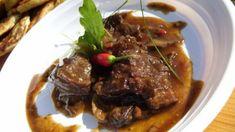 Hovězí kližka na černém pivu — Recepty — Kuchařská pohotovost — Česká televize Stew, Meat