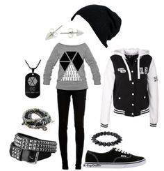 Exo Outfit <3