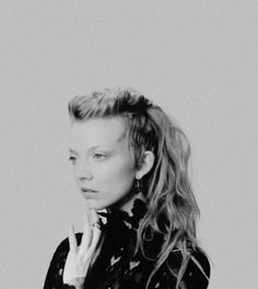 Sneak peek of my recent shoot with Natalie Dormer to celebrate today's Game of Thrones premiere! Beauty fit for a queen.