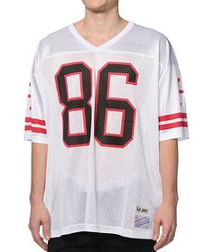 HUF Playoff Football Jersey Skate Clothing Brands 3a1f56c8f