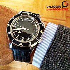 Mardi: Jaeger-LeCoultre Memovox Tribute to Deep Sea, version Classique 1959