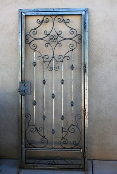 Double Security Door