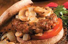 Turkey Apple Sausage Breakfast Sandwiches | EatFresh #eatfreshCA