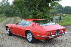 1970 Maserati Ghibli SS |