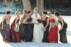 Crooked Lake Wedding Photos: Old Daley Catering Company | Old Daley Inn