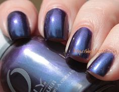 New limited edition ORLY Dark Shadows Collection - Mysterious Curse