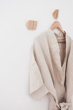 Linen Robe - Venroy - Wedding - Neutral - Stone - Linen - Decor - Style - Stylist - Photography - Content Neutral, Interiors, Photo And Video, Lifestyle, Studio, Dress, Decoration Home, Studios, Interior